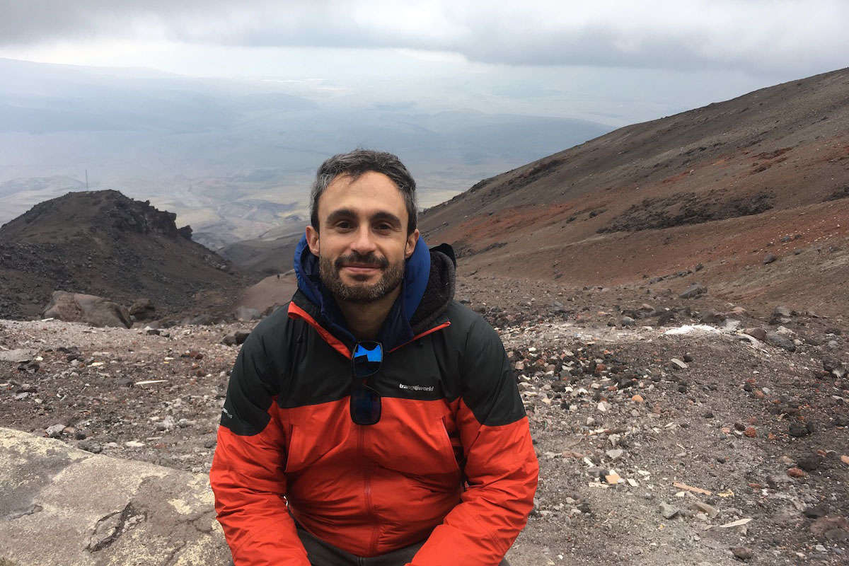 Jairo Patiño, investigador Ramón y Cajal del Departamento de Botánica, Ecología y Fisiología Vegetal de laULL y responsable de este proyecto