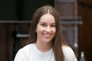 Carolina Morales Gustafsson.
