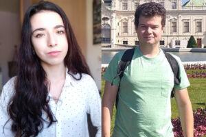 Marta Castrillo Delgado y Alexej Schustek García, becados por el MIT