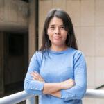 La investigadora Catalina Valdés Baizabal.