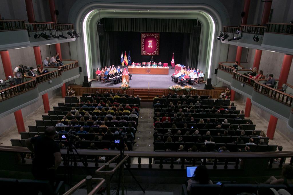 Imagen de archivo de a apertura del pasado cirso 2019-20.