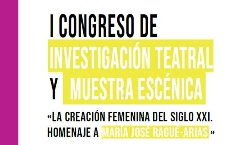 Congreso de artes escénicas
