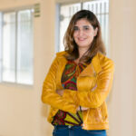 La investigadora responsable del proyecto, Rebeca González Fernández.