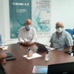 Imagen de la reunión preparatoria celebrada el viernes 20 de noviembre.