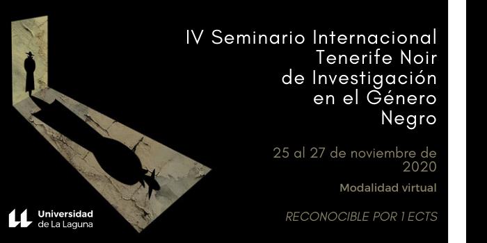 seminario Tenerife Noir