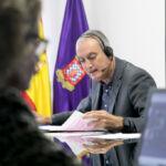 El gerente, Juan Manuel Plasencia, presentó la oferta de empleo público correspondiente al PAS.