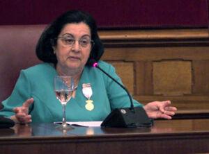 Foto de archivo de Rosario Álvarez.
