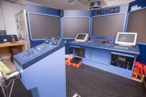 Simulador de puente.
