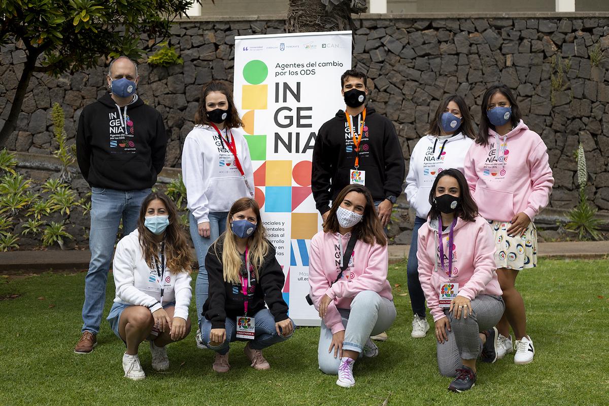 Integrantes del proyecto Ingenia.