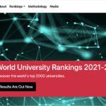 Captura de la web del ranking CWUR.