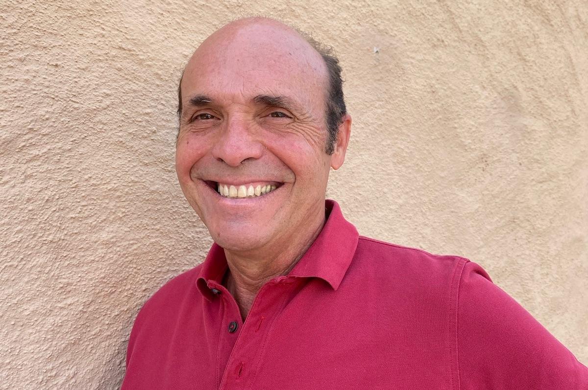 Javier Mata, director del curso