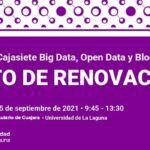Big Data, Open Data y Bolckchain