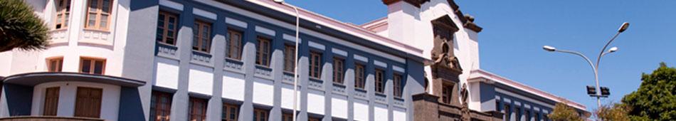 Edificio central ULL