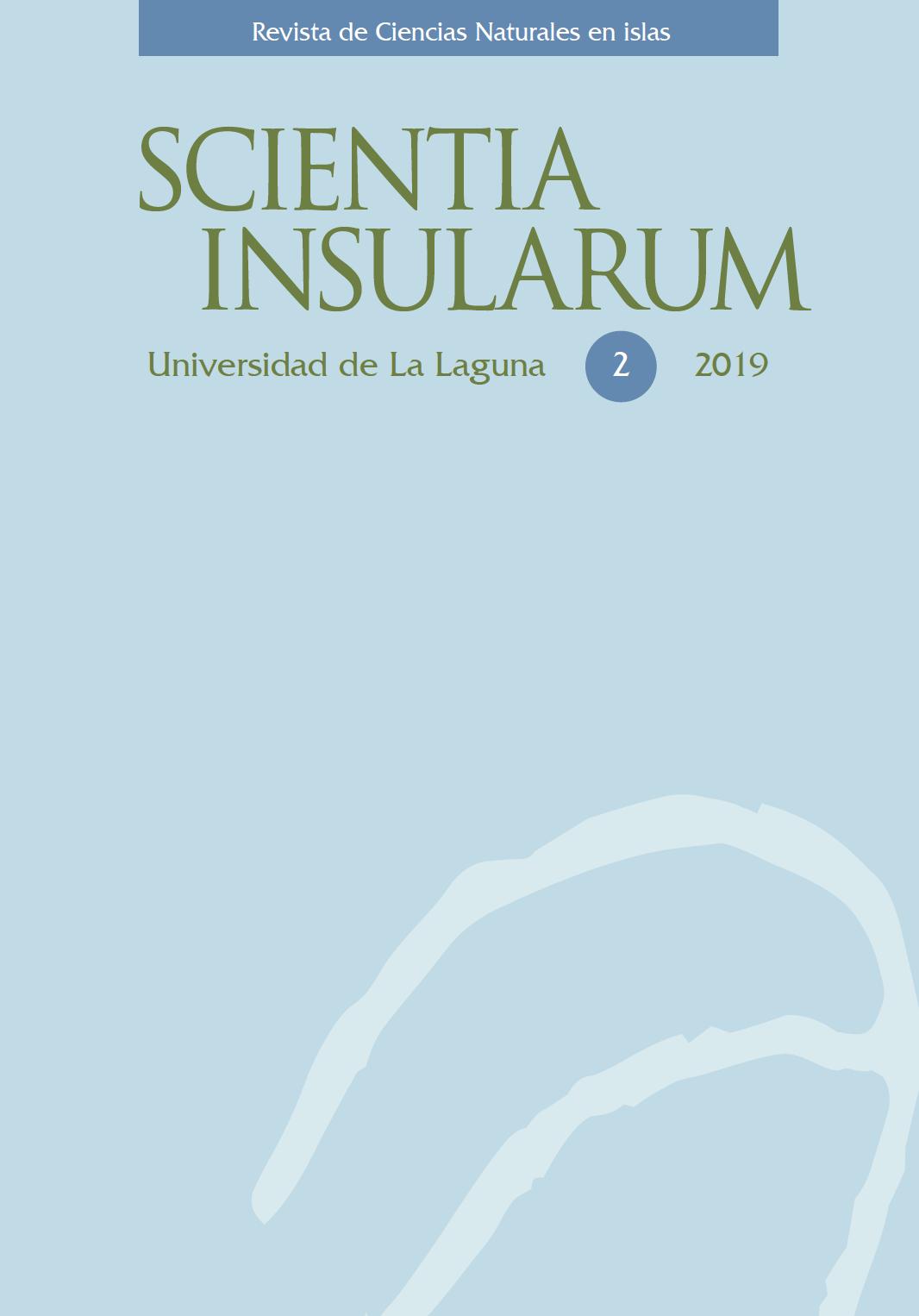 Portada Scientia Insularum