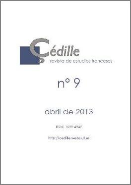 imagen portada número 9 Çedille