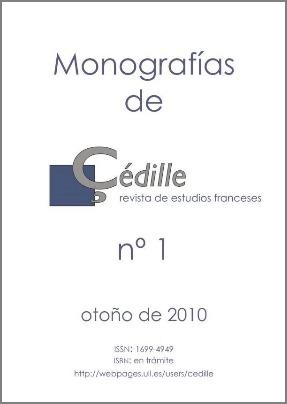 cedille, imagen de portada monografía 1